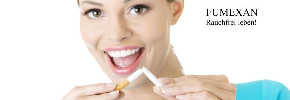FUMEXAN® Raucherentwöhnung Saarland und NRW   Antiraucherspritze